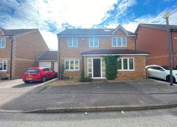 Chetwode Avenue, Monkston, Milton Keynes MK10. 4 bed detached house