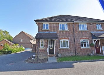 Thumbnail 3 bed semi-detached house for sale in Wood Lane, Kingsnorth, Ashford