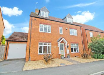 Thumbnail 6 bed detached house for sale in Bluemels Drive, Wolston, Coventry