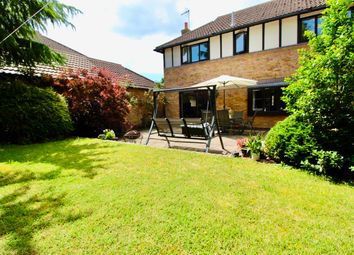 Thumbnail 4 bedroom detached house for sale in Crester Drive, Werrington, Peterborough