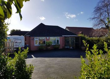 Thumbnail 4 bed detached bungalow for sale in Main Road, Ipswich, Suffolk