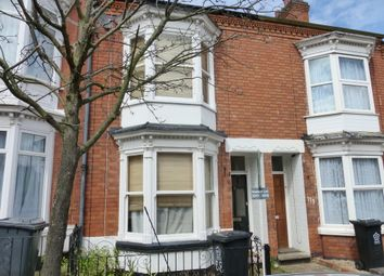 Thumbnail 4 bed terraced house to rent in Barclay Street, Leicester