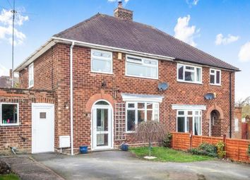 Thumbnail 3 bedroom semi-detached house for sale in Cattell Drive, Sutton Coldfield, West Midlands
