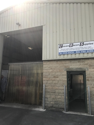 Thumbnail Warehouse for sale in Station Road, Cross Hills, Keighley