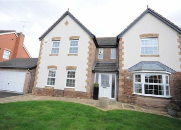 Thumbnail 5 bed detached house to rent in Maitland Grove, Trentham, Stoke-On-Trent