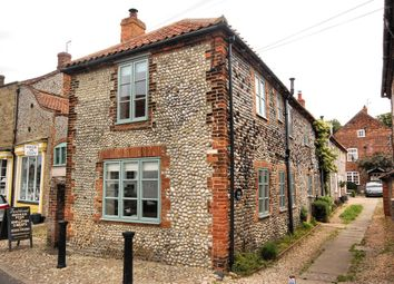 Thumbnail 4 bedroom semi-detached house for sale in Wrights Yard, Cley, Holt