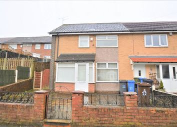 Thumbnail 2 bed semi-detached house to rent in Wardle Brook Avenue, Hyde