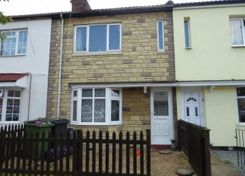 Thumbnail 3 bedroom terraced house for sale in Montagu Road, Walton, Peterborough