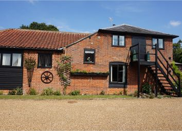 Thumbnail 5 bed semi-detached house for sale in Hempnall Road, Bungay