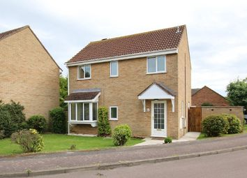 Thumbnail 3 bedroom detached house to rent in Nene Way, St. Ives, Huntingdon