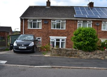 Thumbnail 3 bed semi-detached house for sale in 20 Whitecroft Crescent, Brinsworth