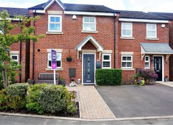 Thumbnail 3 bed semi-detached house for sale in Waters Edge, Manchester