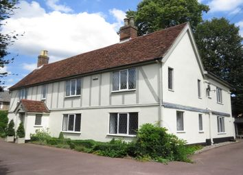 Thumbnail 5 bed country house for sale in Norwich Road, Claydon. Ipswich, Suffolk