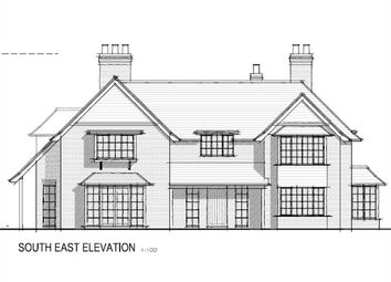 Thumbnail 6 bed detached house for sale in Forest Park Road, Brockenhurst