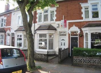 Thumbnail 4 bed terraced house to rent in First Avenue, Selly Park, Birmingham