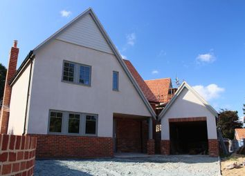 Thumbnail 3 bed detached house for sale in Hooks Hill Road, Sheringham