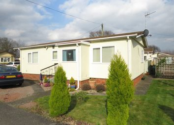 Thumbnail 2 bed mobile/park home for sale in Avondale, Beckhead Park, Lincoln