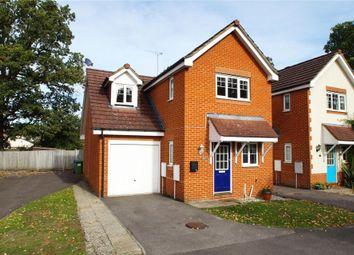 Thumbnail 3 bed link-detached house for sale in Weaver Moss, Sandhurst, Berkshire