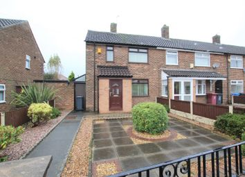 Thumbnail 2 bed end terrace house to rent in Fisher Avenue, Whiston, Prescot
