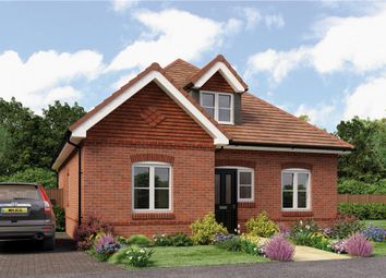 "Thumbnail 3 bedroom detached house for sale in ""Crawford"" at Mansfield Business Park, Lymington Bottom Road, Medstead, Alton"