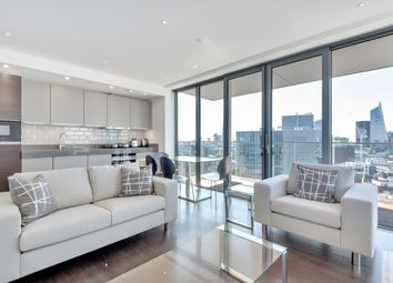 Thumbnail 1 bed flat to rent in Kingwood Gardens, Goodman's Fields, Canter Way, London