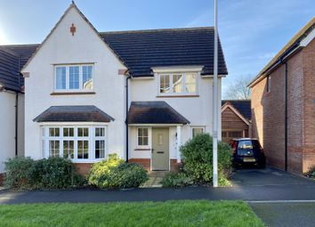 Thumbnail 4 bed detached house for sale in Stemson Avenue, Exeter