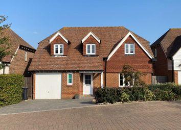 Thumbnail 5 bed detached house for sale in Green Fields Lane, Singleton, Ashford