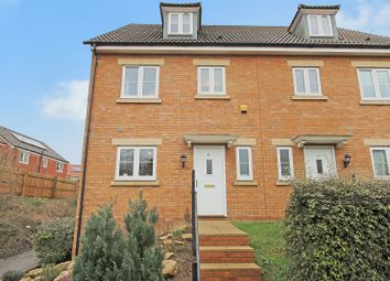 Thumbnail 4 bed town house for sale in Ludborne Place, Westbury