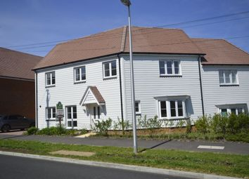 Thumbnail 4 bed semi-detached house to rent in Bells Lane, Hoo, Rochester