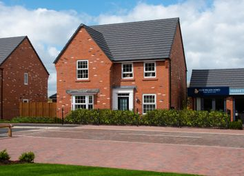 "Thumbnail 4 bed detached house for sale in ""Holden"" at Black Firs Lane, Somerford, Congleton"