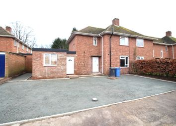 Thumbnail 5 bed semi-detached house to rent in Mottram Close, Norwich