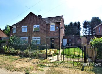 Thumbnail 3 bed semi-detached house for sale in Eastern Avenue, Peterborough, Cambridgeshire.