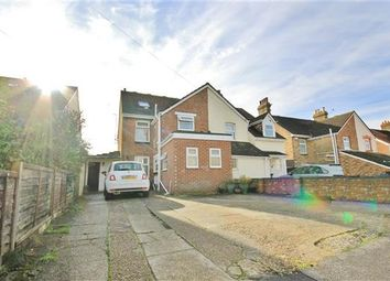 Thumbnail Semi-detached house for sale in Brook Road, Parkstone, Poole
