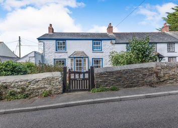 Thumbnail 4 bed end terrace house for sale in Veryan, Truro, Cornwall