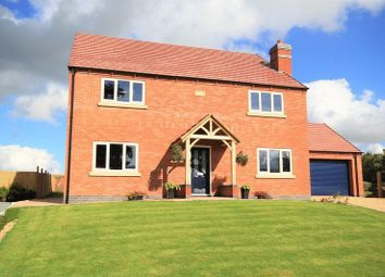 Thumbnail 4 bed detached house for sale in The Meadows, Ash Parva, Whitchurch