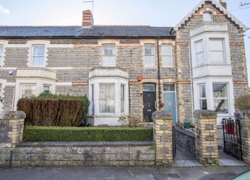 Thumbnail 4 bed terraced house for sale in Clive Place, Penarth
