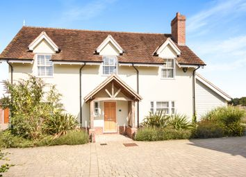 Thumbnail 4 bed detached house for sale in The Paddock, Rettendon Common, Chelmsford