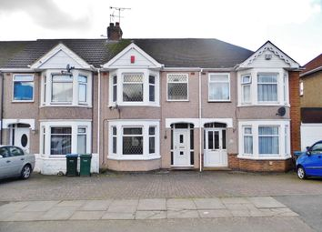 Thumbnail 3 bed terraced house for sale in Byfield Road, Coundon, Coventry