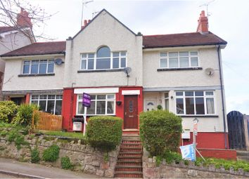 Thumbnail 2 bed terraced house for sale in The Close, Colwyn Bay