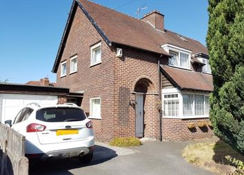 Thumbnail 3 bed property for sale in Grove Lane, Hale, Altrincham, Greater Manchester