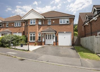 Thumbnail 4 bed detached house for sale in Nason Grove, Kenilworth