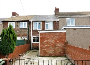 Thumbnail 3 bed terraced house for sale in Dene Avenue, Easington, County Durham