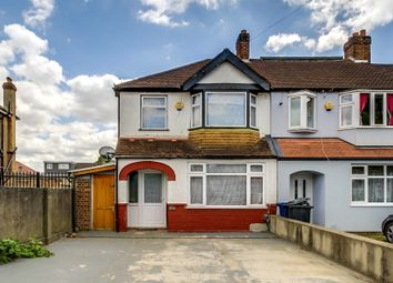 Thumbnail 3 bed end terrace house for sale in Castle Road, Northolt