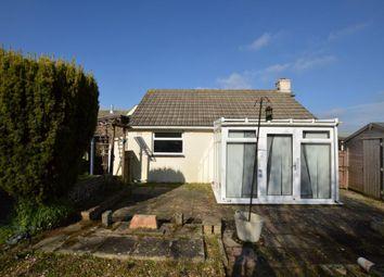 Thumbnail 2 bedroom detached bungalow to rent in Dawes Close, Dobwalls, Liskeard, Cornwall