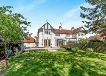 Thumbnail 4 bedroom semi-detached house for sale in The Avenue, Spinney Hill, Northampton