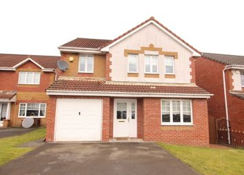 Thumbnail 4 bed detached house for sale in Roslin Place, Airdrie
