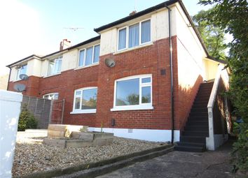 Thumbnail 2 bedroom flat for sale in Fortescue Road, Parkstone, Poole