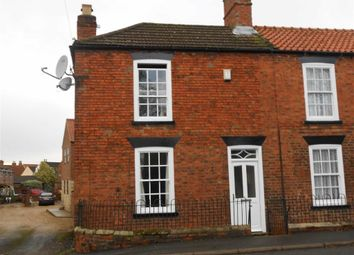 Thumbnail 2 bed cottage for sale in South Cliff Road, Kirton In Lindsey, North Lincolnshire