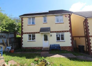Thumbnail 4 bed detached house for sale in Mallard Close, Torquay