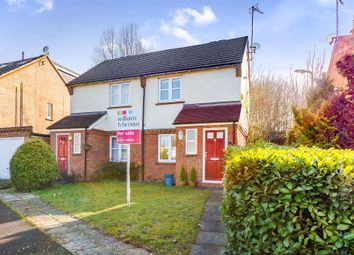 Thumbnail 2 bed semi-detached house for sale in Primrose Drive, Hertford